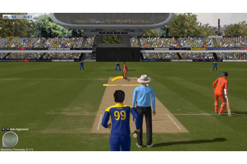 Ashes Cricket 2013 PC Gameplay | 1080p HD - YouTube