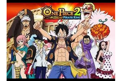 One Piece Online 2 - Pirate King Gameplay Part 1 (HD ...