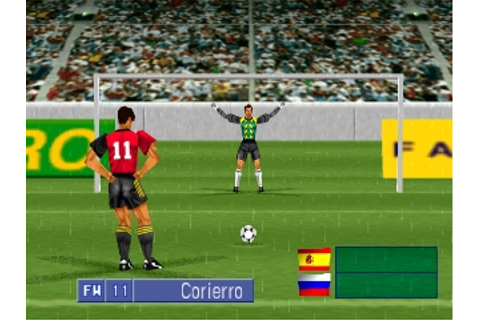 International Superstar Soccer Pro (E) (v1.1) ISO