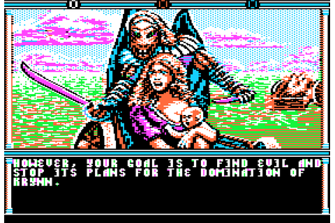 Champions of Krynn (1990) by SSI Special Projects Group ...