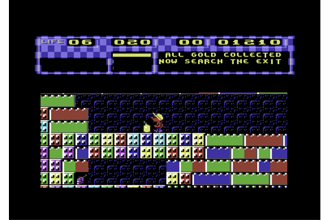 Download P. P. Hammer and His Pneumatic Weapon (Amiga ...