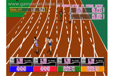 International Track & Field - Sony Playstation - Games ...