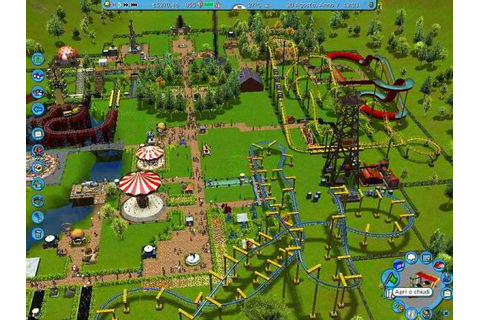 RollerCoaster Tycoon 3D announced for Nintendo 3DS ...
