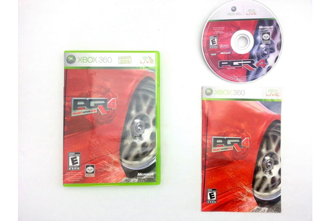 Project Gotham Racing 4 game for Xbox 360 (Complete) | The ...