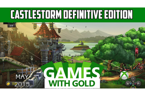 Castlestorm Definitive Edition Gameplay - Xbox Free Games ...