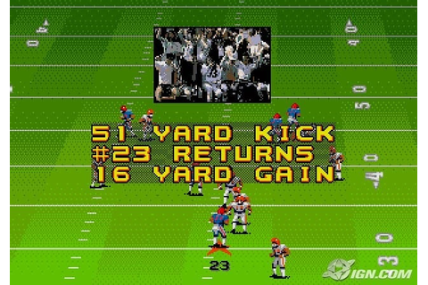 Madden '93 Championship Edition Screenshots, Pictures ...