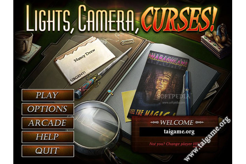 Nancy Drew Dossier: Lights, Camera, Curses - Download Free ...