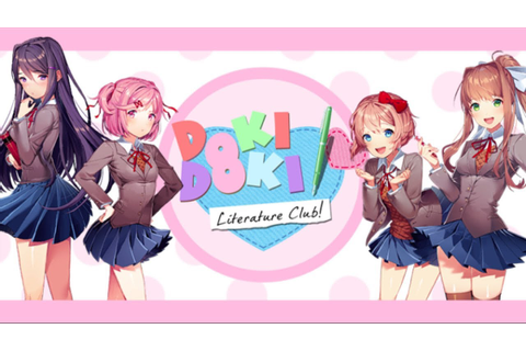 Doki Doki Literature Club Download Link for android! - YouTube