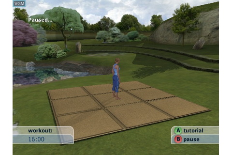 Yourself!Fitness for Microsoft Xbox - The Video Games Museum