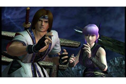 Dead or Alive Dimensions (Video Game 2011) - IMDb