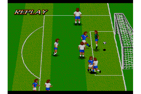 World Championship Soccer 2 Screenshots | GameFabrique