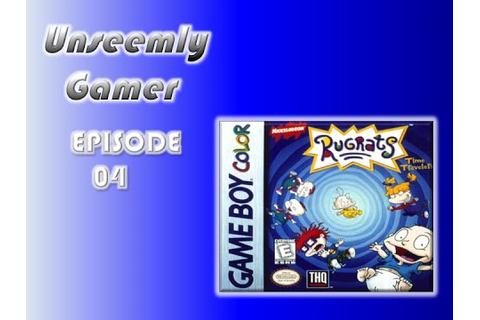 Rugrats: Time Travelers review for Game Boy Color ...