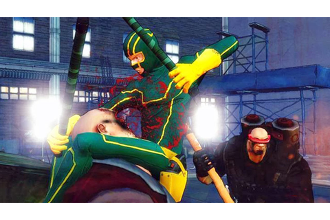 Kick-Ass 2 The Video Game Trailer (2014) - YouTube