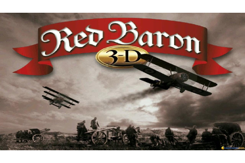 Red Baron 3D gameplay (PC Game, 1998) - YouTube