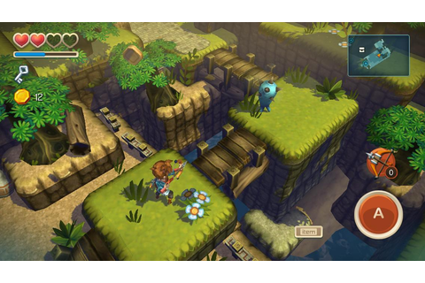Oceanhorn: Monster Of Uncharted Seas (PS4, Xbox One ...