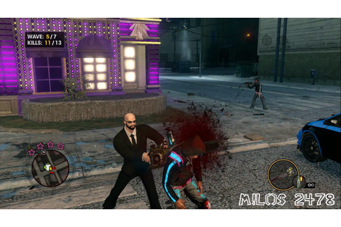 BLOOD AND GORE Video Games Episode 41 Saints Row The Third ...