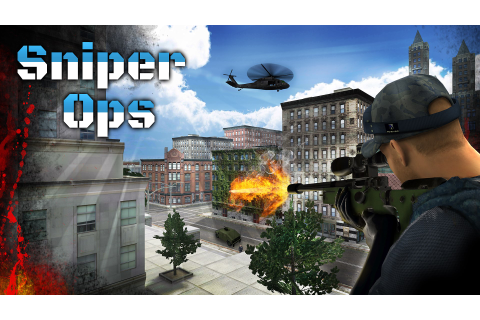 Obțineți Sniper Ops 3D Shooter - Top Sniper Shooting Game ...