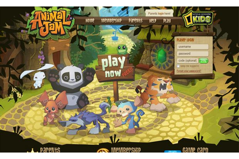 Animal Jam – National Geographic Kids has come up with a ...