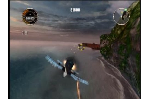 Crimson Skies: High Road to Revenge (Xbox) - Gameplay 4 ...