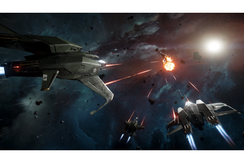 Star Citizen launches free trial week | Rock Paper Shotgun