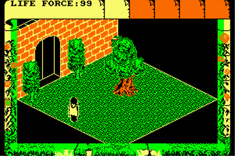 Download Fairlight II (Amstrad CPC) - My Abandonware