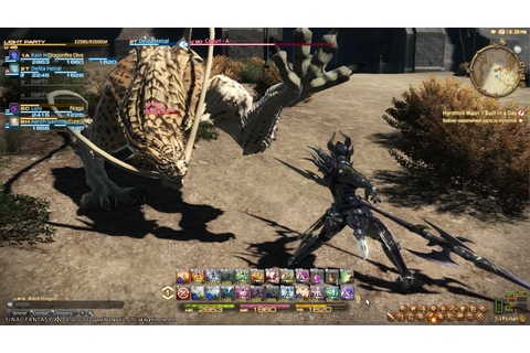 Final Fantasy XIV brings new gameplay and western ...