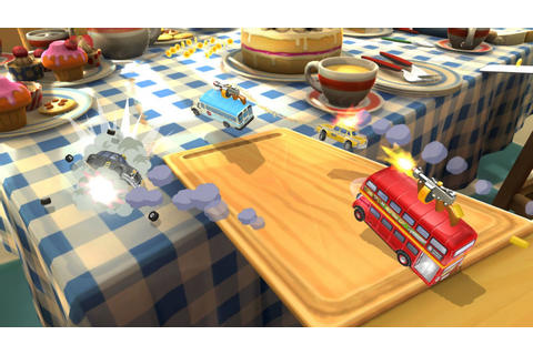 Toybox Turbos - Full Version Game Download - PcGameFreeTop