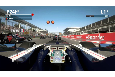 Video Games Before and After: IndyCar Racing and F12012 ...