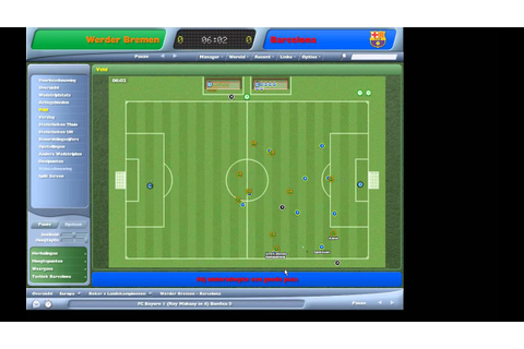 Football Manager 2006 - YouTube