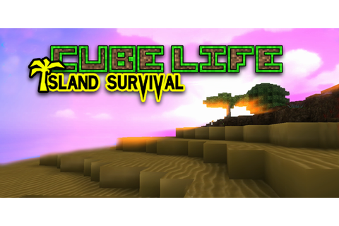 Cube Life: Island Survival | Wii U download software ...
