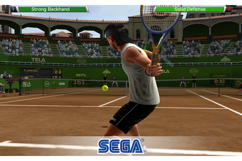 Download Virtua Tennis Challenge for PC