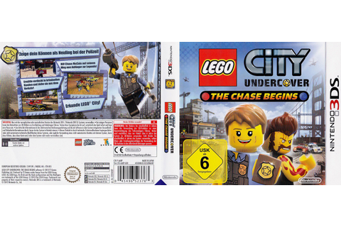 AA8P - LEGO City Undercover - The Chase Begins