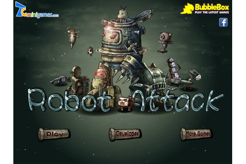 Robot Attack Hacked (Cheats) - Hacked Free Games