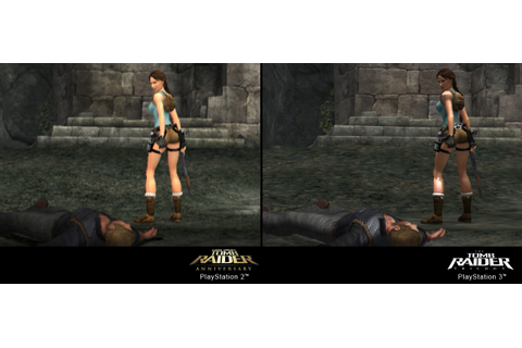 New Tomb Raider Trilogy Assets Look A-maze-zing