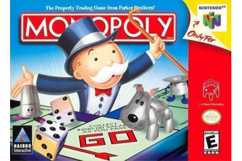 Monopoly (1999 video game) - Wikipedia