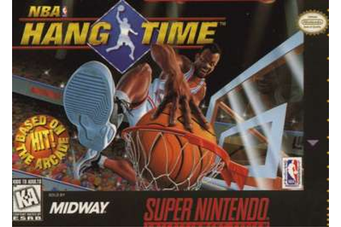 NBA Hang Time - Super NES - IGN