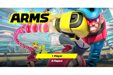 Arms releases for Nintendo Switch on June 16 | VentureBeat