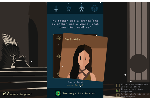 Reigns: Game of Thrones Review | Trusted Reviews