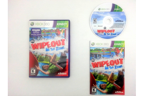 Wipeout In the Zone game for Xbox 360 (Complete) | The ...