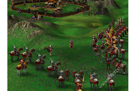Kohan II: Kings of War - Download Free Full Games ...
