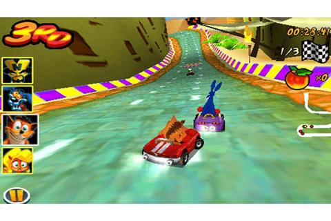 Crash Bandicoot Nitro Kart 3D for Android - APK Download