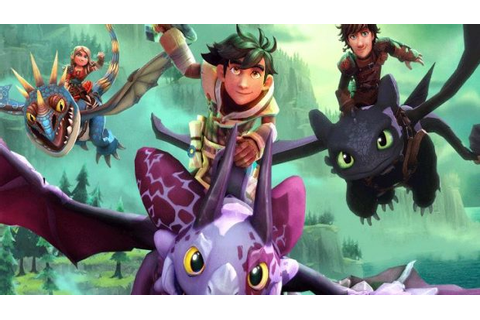 Dreamwork's Dragons: Dawn of New Riders PS4 Review ...
