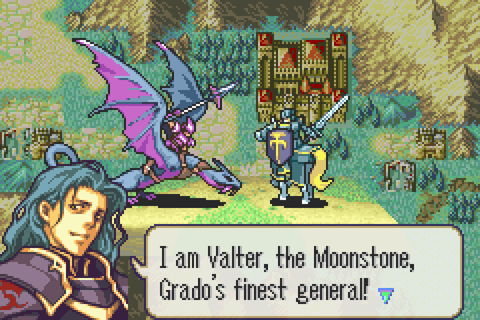 Fire Emblem: The Sacred Stones Screenshots | GameFabrique