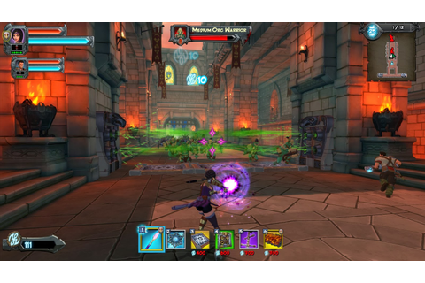 Free Download PC Games: Orcs Must Die 2 Steam Rip Hot Download