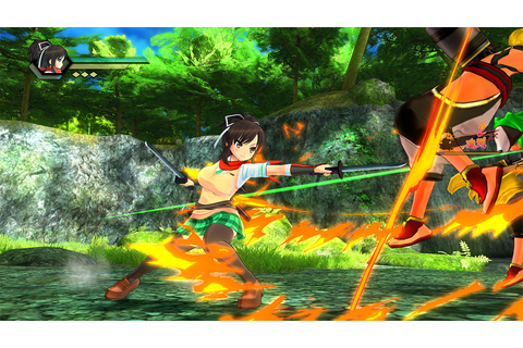 Senran Kagura Burst ReNewal - Otaku Gamers UK