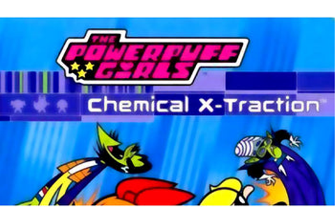 The Powerpuff Girls: Chemical X-Traction N64 Game | PJ's Games