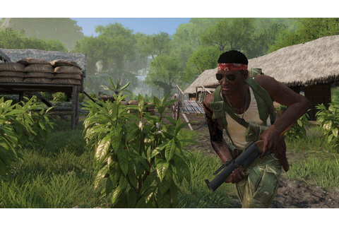 Rising Storm 2: Vietnam - Secret Achievement (Nothin' But Net)