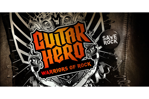 Guitar Hero®: Warriors of Rock | Wii | Games | Nintendo