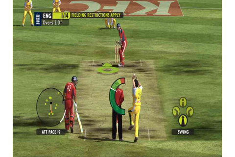Ashes Cricket 2009 Game Download Free For PC Full Version ...
