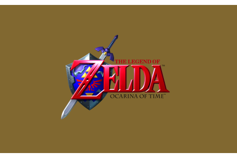 The Legend Of Zelda: Ocarina Of Time, Video Games, Simple ...